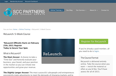 SCC Partners ReLaunch